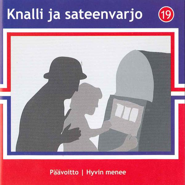 Knalli Ja Sateenvarjo äänikirja