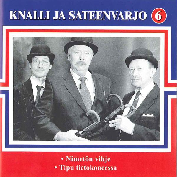 Knalli Ja Sateenvarjo
