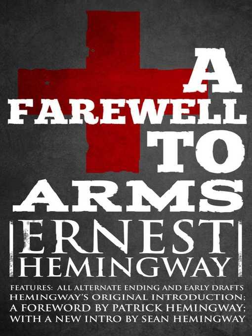 american arms essay farewell new novel