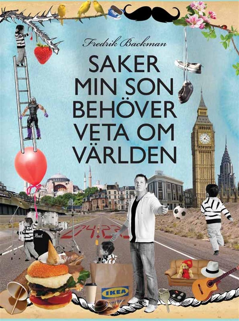 Livets bok - Saker min son behöver veta om världen 6261f1e1471c0