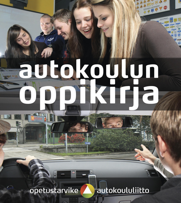 Autokoulun Oppikirja