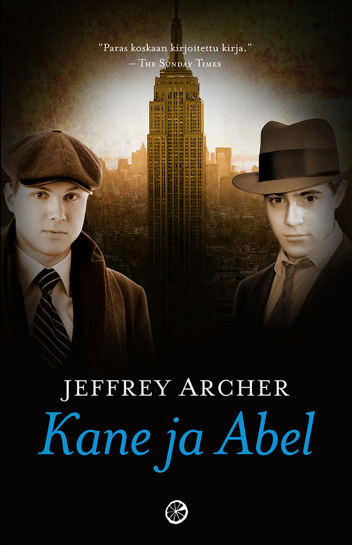 kane and abel by jeffrey archer essay Critique of kane and abel jeffrey archer's epic novel kane and abel could just as easily be two novels one named kane and the other abel, such is the difference between the two characters.