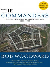 Bob Woodward - The Commanders, e-kirja