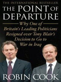 Robin Cook - The Point of Departure, e-kirja