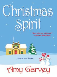 Amy Garvey - Christmas Spirit, e-kirja