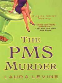Laura Levine - The PMS Murder, e-kirja