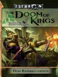 Don Bassingthwaite - The Doom of Kings, e-kirja