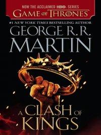 George R. R. Martin - A Clash of Kings, e-kirja