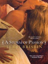 Terri Brisbin - A Storm of Passion, e-kirja