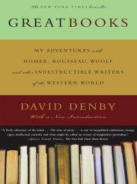 David Denby - Great Books, e-kirja