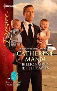 Catherine Mann - Billionaire's Jet Set Babies, e-kirja