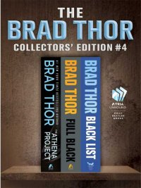 Brad Thor - Brad Thor Collectors' Edition #4, e-kirja
