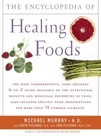 Michael T. Murray, Joseph Pizzorno, Lara Pizzorno - The Encyclopedia of Healing Foods, e-kirja