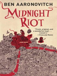 Ben Aaronovitch - Midnight Riot, e-kirja
