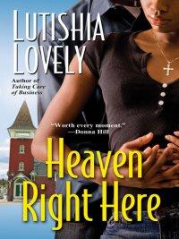 Lutishia Lovely - Heaven Right Here, e-kirja