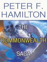 Peter F. Hamilton - The Commonwealth Saga 2-Book Bundle, e-kirja