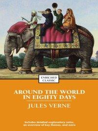 Jules Verne - Around the World in Eighty Days, e-kirja