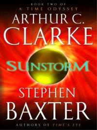 Arthur C. Clarke, Stephen Baxter - Sunstorm, e-kirja