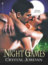 Crystal Jordan - Night Games, e-kirja