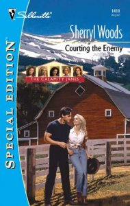 Sherryl Woods - Courting the Enemy, e-kirja