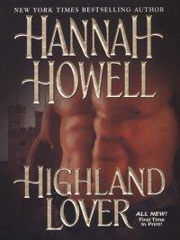 Hannah Howell - Highland Lover, e-kirja