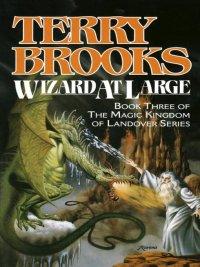 Terry Brooks - Wizard at Large, e-kirja
