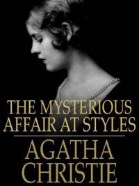 Agatha Christie - The Mysterious Affair At Styles, e-kirja
