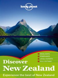 Lonely Planet - Discover New Zealand, e-kirja