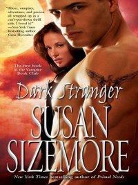 Susan Sizemore - Dark Stranger, e-kirja
