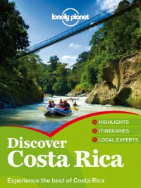 Lonely Planet - Discover Costa Rica Travel Guide, e-kirja