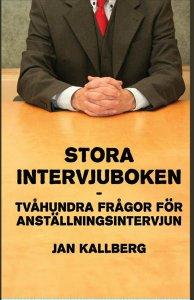 Jan Kallberg - Stora intervjuboken, e-kirja