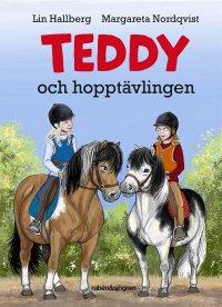 Lin Hallberg - Teddy och hopptävlingen, e-kirja