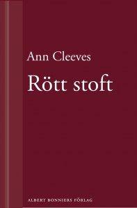 Ann Cleeves - Rött stoft: En ö insvept i dimma och ett samhälle med hemligheter i det förflutna, e-kirja
