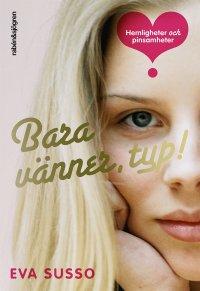 Eva Susso - Bara vänner typ!, e-kirja