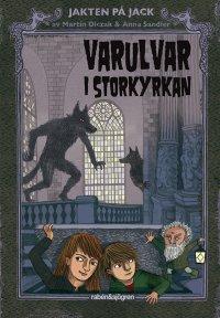 Martin Olczak - Varulvar i Storkyrkan, e-kirja