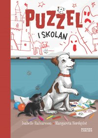 Isabelle Halvarsson - Puzzel i skolan, e-kirja