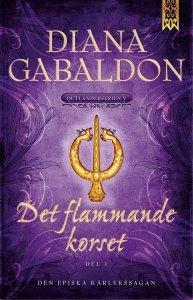 Diana Gabaldon - Det flammande korset - Del 1, e-kirja
