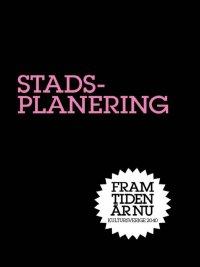 Rasmus Fleischer - Stadsplanering, e-kirja