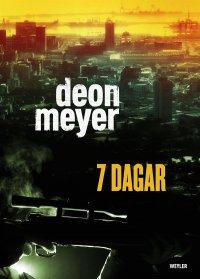 Deon Meyer - 7 dagar, e-kirja