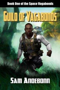 Sam Andebonn - Guild Of Vagabonds, e-kirja