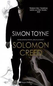 Simon Toyne - Solomon Creed, e-kirja