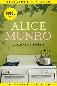 Alice Munro - Julkisia salaisuuksia, e-kirja