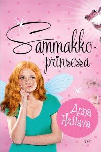 Anna Hallava - Sammakkoprinsessa, e-kirja