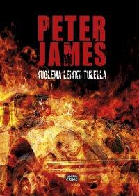 Peter James - Kuolema leikkii tulella, e-kirja
