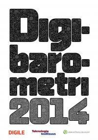 Teknologiateollisuus, Verkkoteollisuus DIGILE - Digibarometri 2014, e-kirja