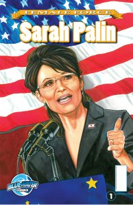 Neal Bailey - Female Force: Sarah Palin, e-kirja