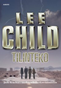 Lee Child - Tilinteko, e-kirja