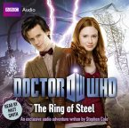 Stephen Cole - Doctor Who: The Ring of Steel, äänikirja