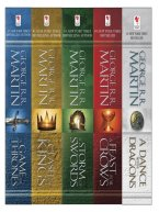 George R. R. Martin - A Game of Thrones 5-Book Bundle, e-kirja