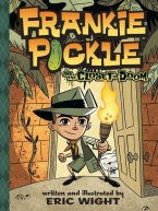 Eric Wight - Frankie Pickle and the Closet of Doom, e-kirja